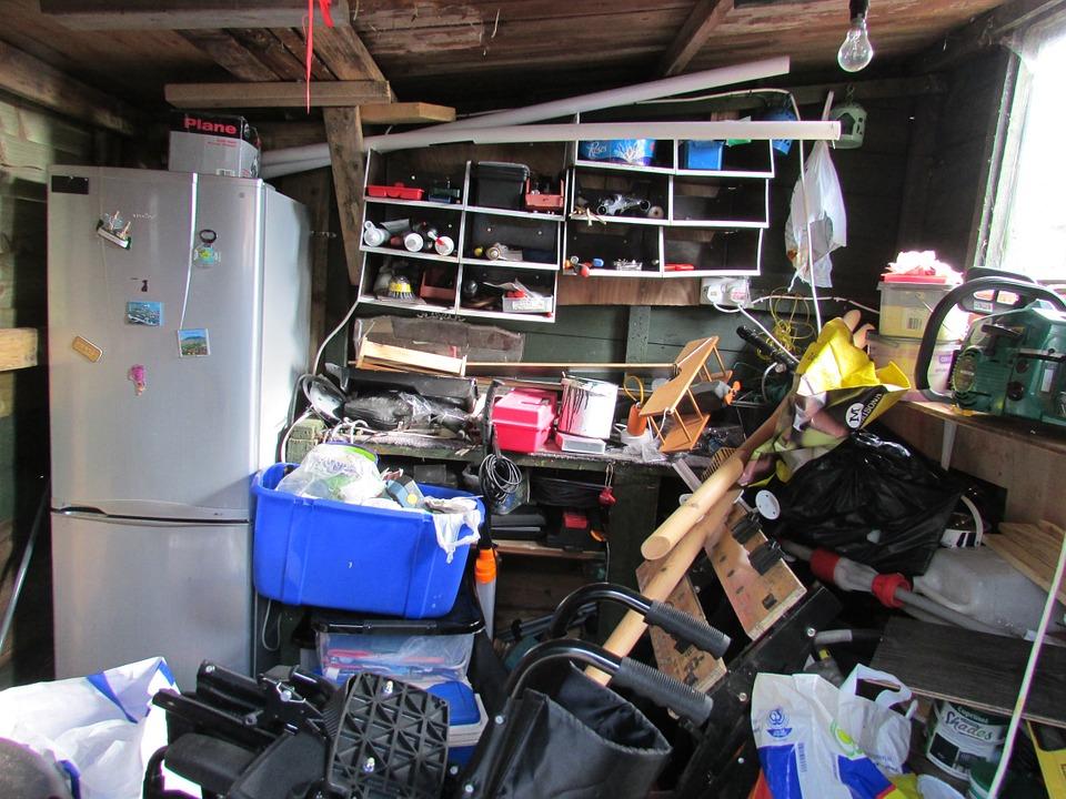 CaptainFI, declutter, clutter, sell