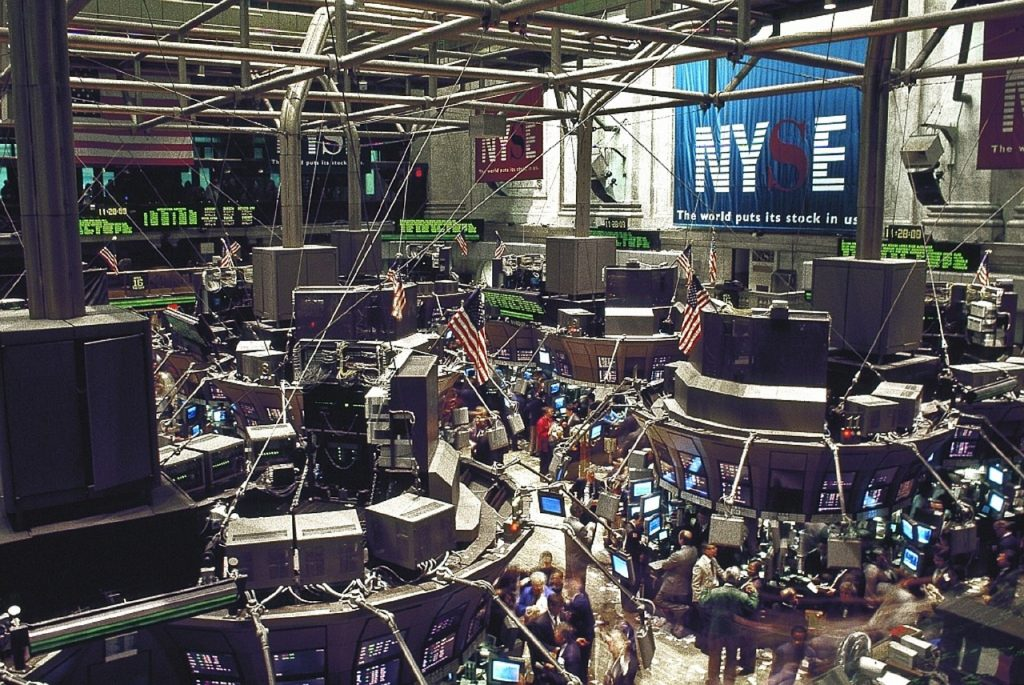 Stock, CaptainFI, Captain FI, Shares, Equity, Stock market, Stock exchange, NYSE