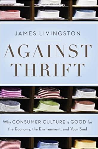 Against thrift