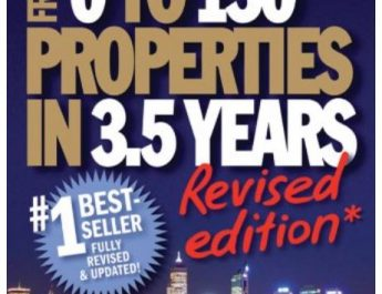 0 to 135 properties in 3.5 years