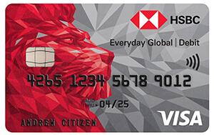 HSBC Bank review card