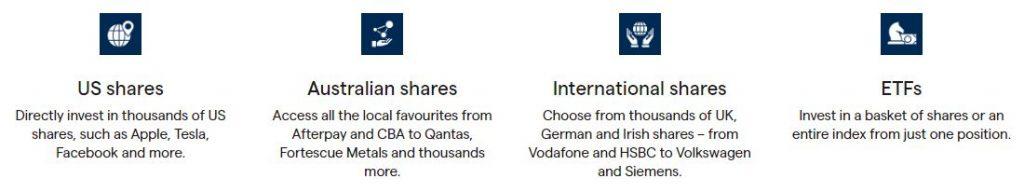 IG share trading