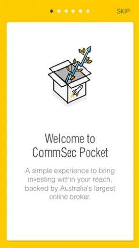commsec pocket review