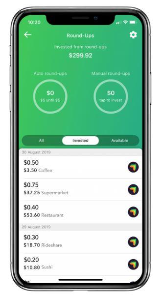 Raiz invest app